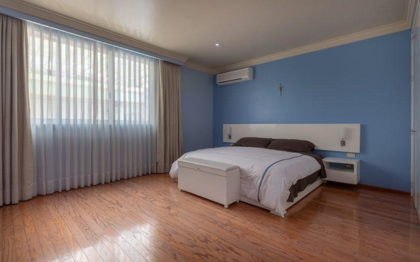 Casa Residencia, Lomas de Lindavista, El Copal, alberca, vista a campo de golf, T638m2, C1200m2