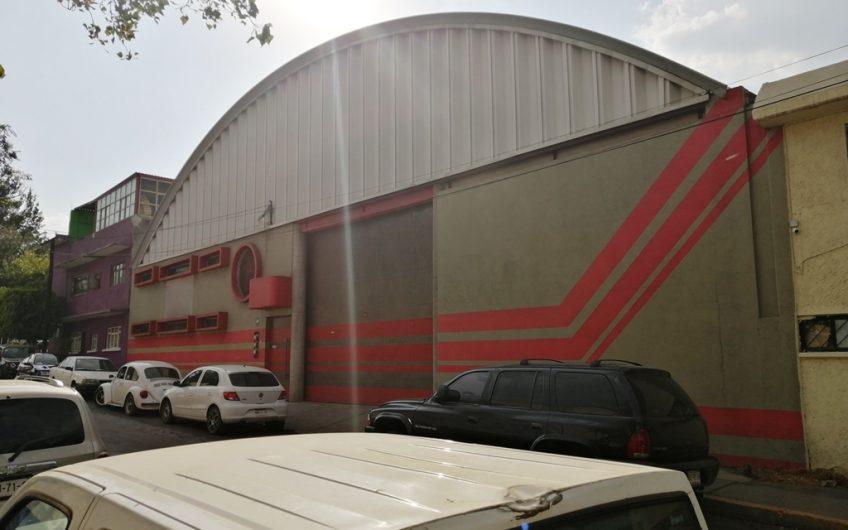 Bodega 900 m², Oficinas, Baños, Altura 10 m, Tlalne, Aut. Mex – Pach Via Morelos